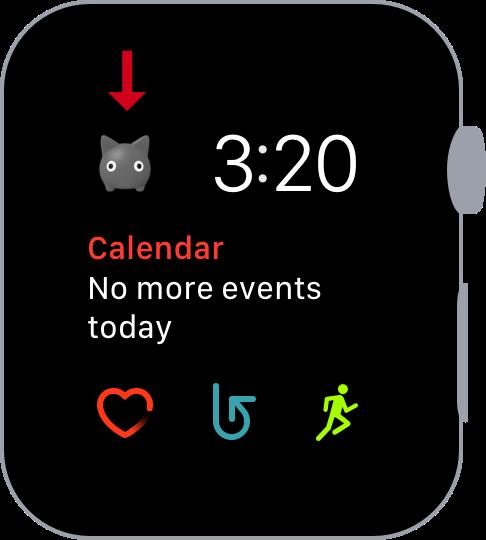 ウォッチ コンプ リケーション アップル